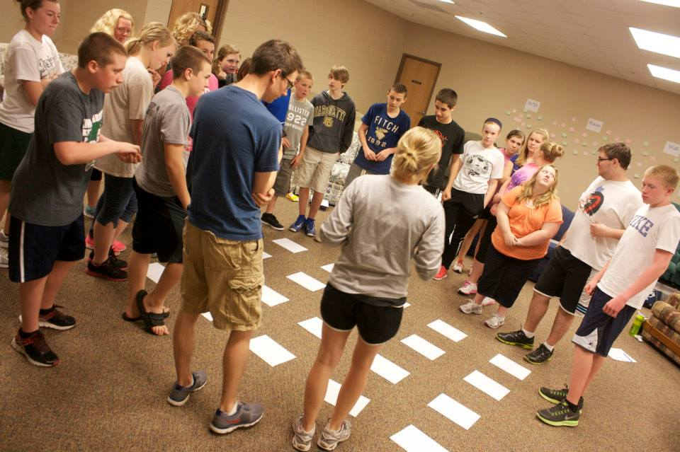 Leading our youth ministry Group