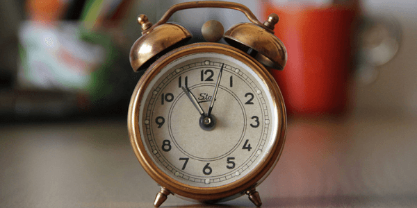 Podcast - Episode 36: Alarm Clock! It Could Be Our Kids