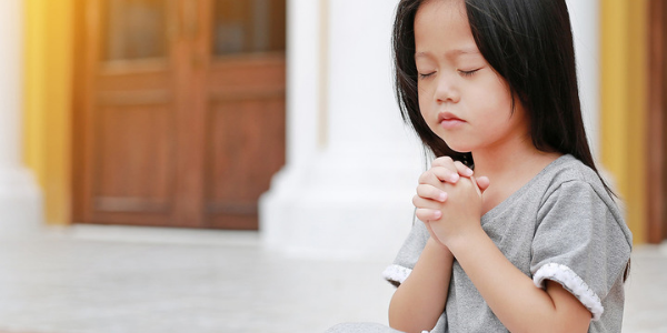 Podcast - Episode 49: Teaching Our Kids to Pray