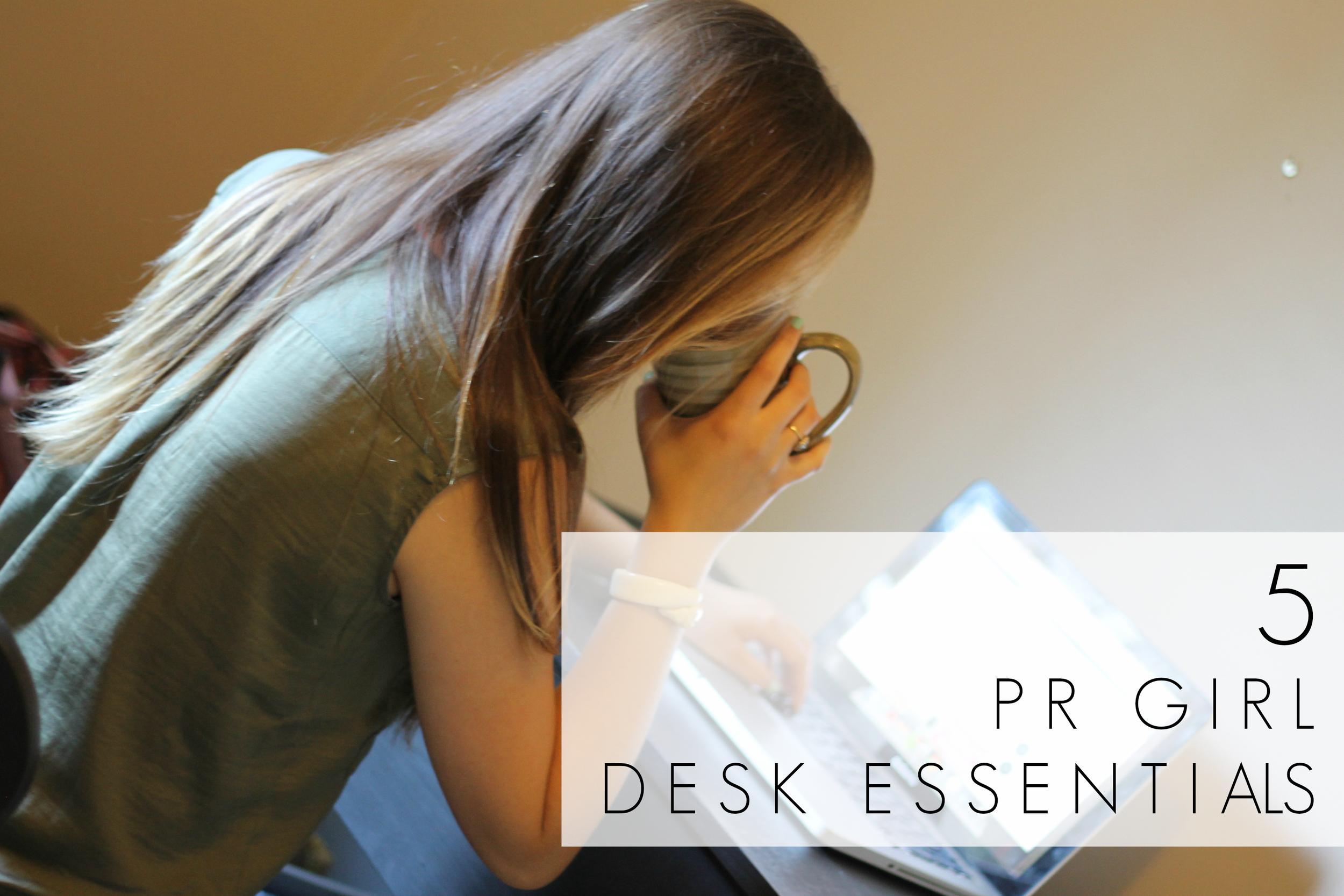 DeskEssentials