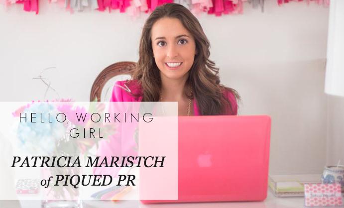 Patricia Maristch - Piqued PR