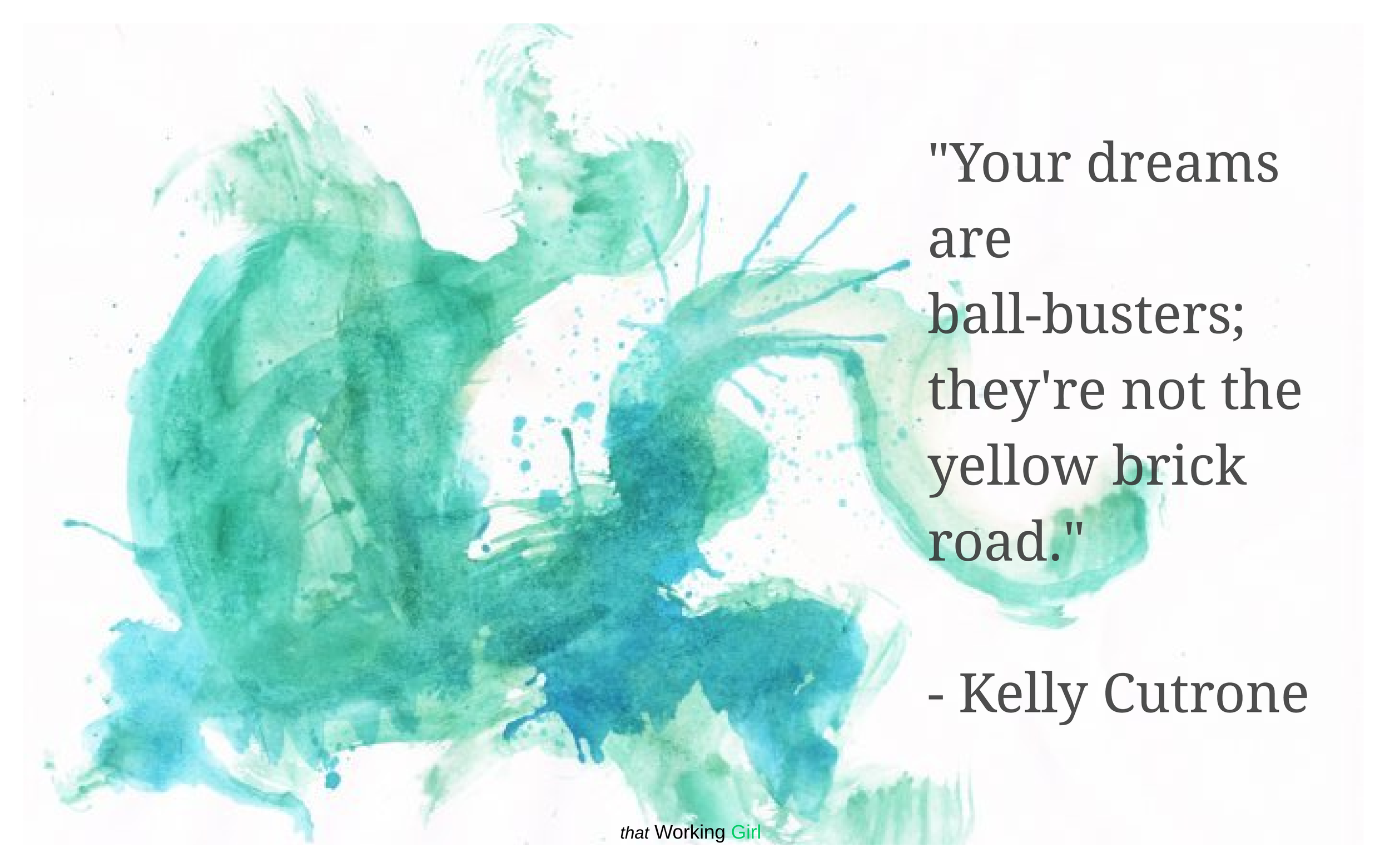 Kelly Cutrone Quote