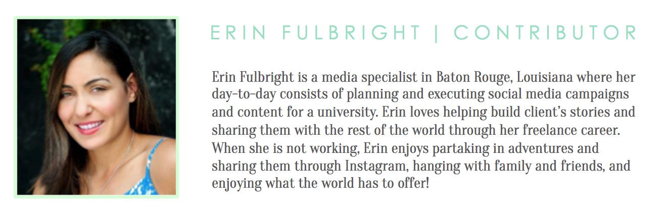 Erin Fulbright