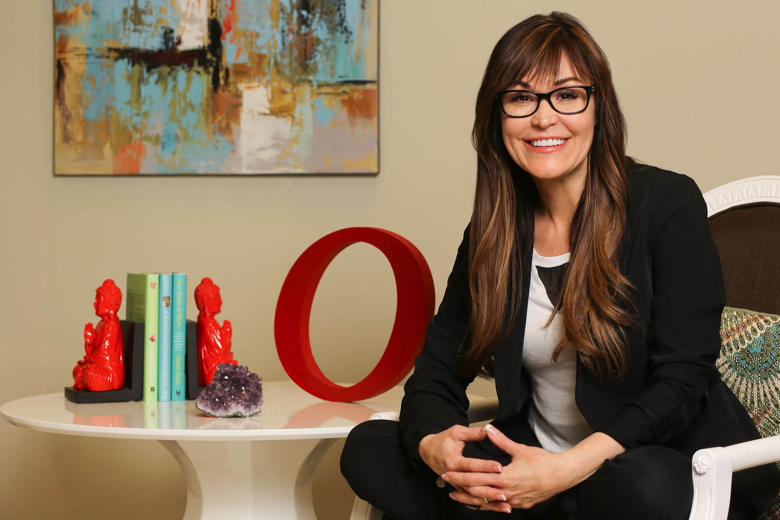 Hello, Working Girl: Stormy Simon of Overstock.com