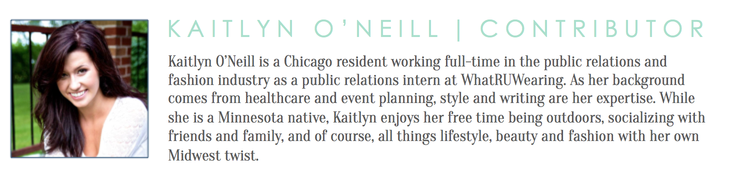 That Working Girl Contributor Kaitlyn O'Neill