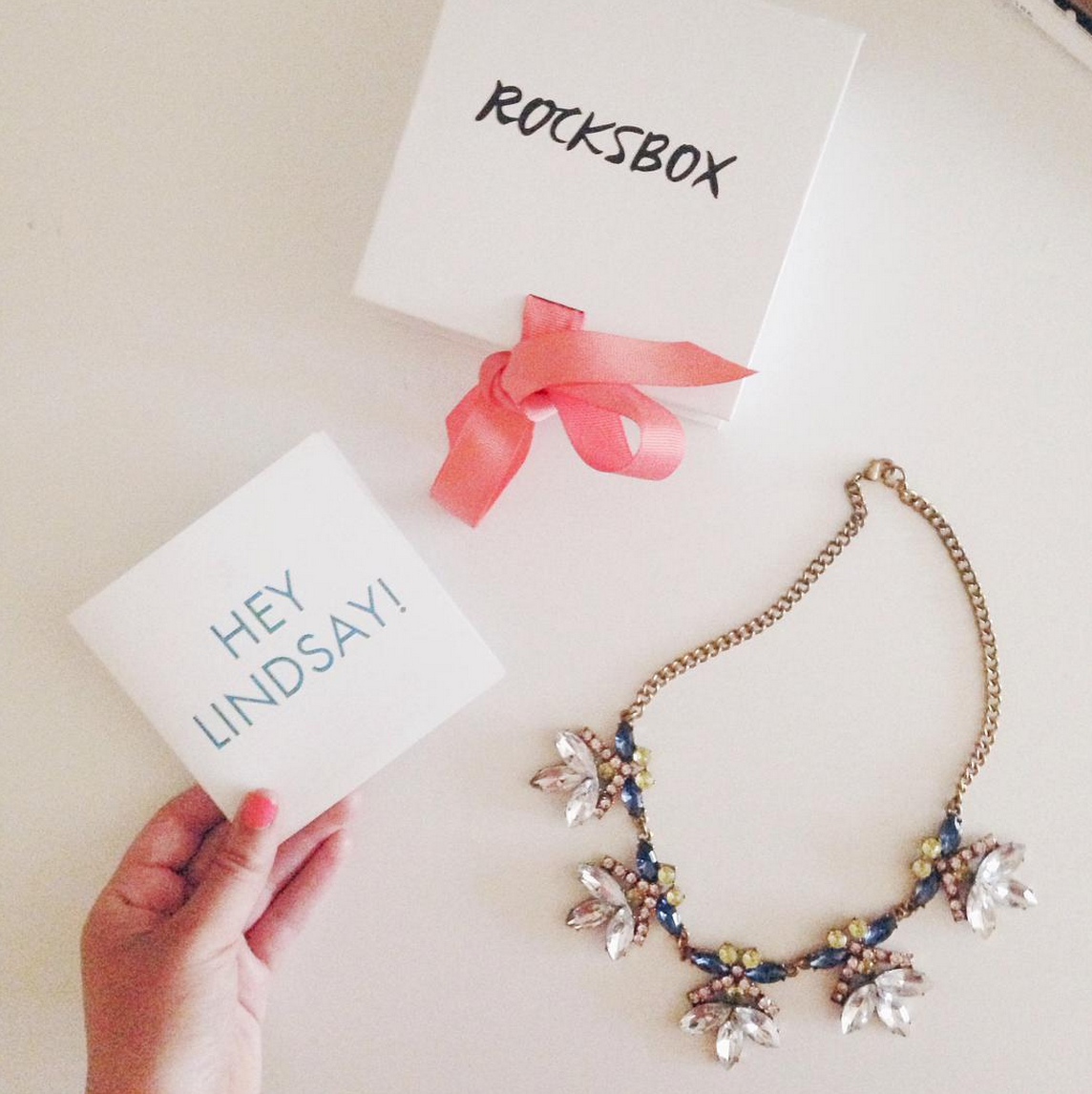 What We Love: Rocksbox