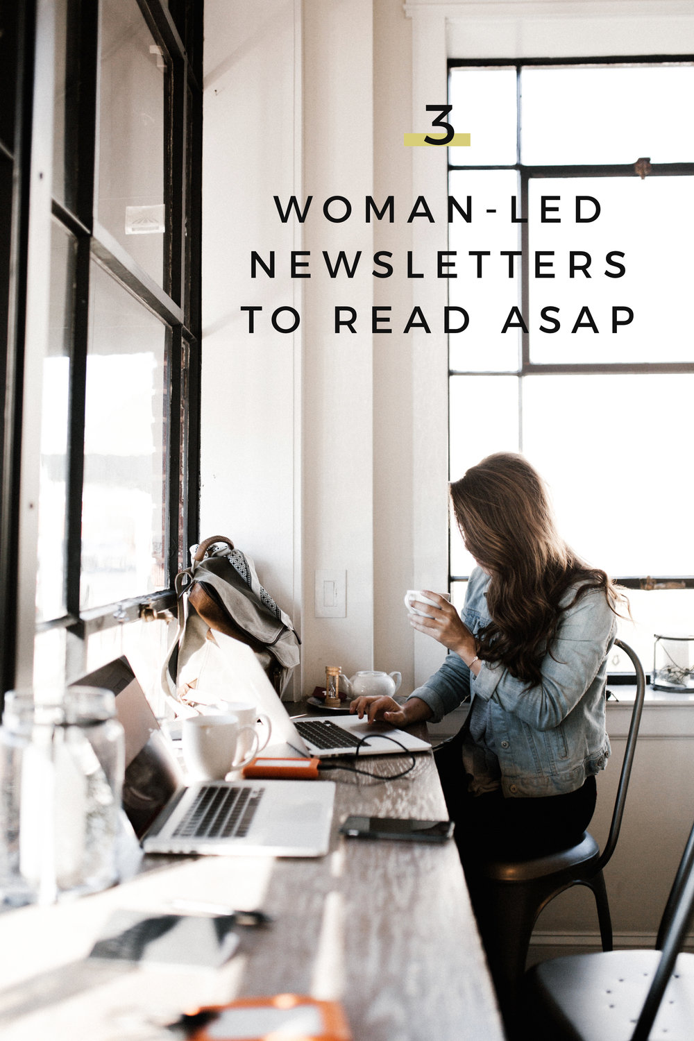 3 Woman-Led Newsletters to Read ASAP