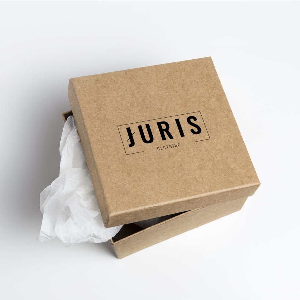 Juris Clothing Brand Identity Design