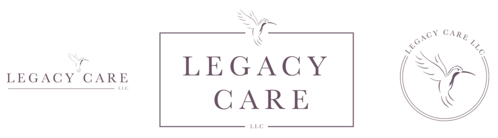 Legacy Care LLC Brand Identity Family