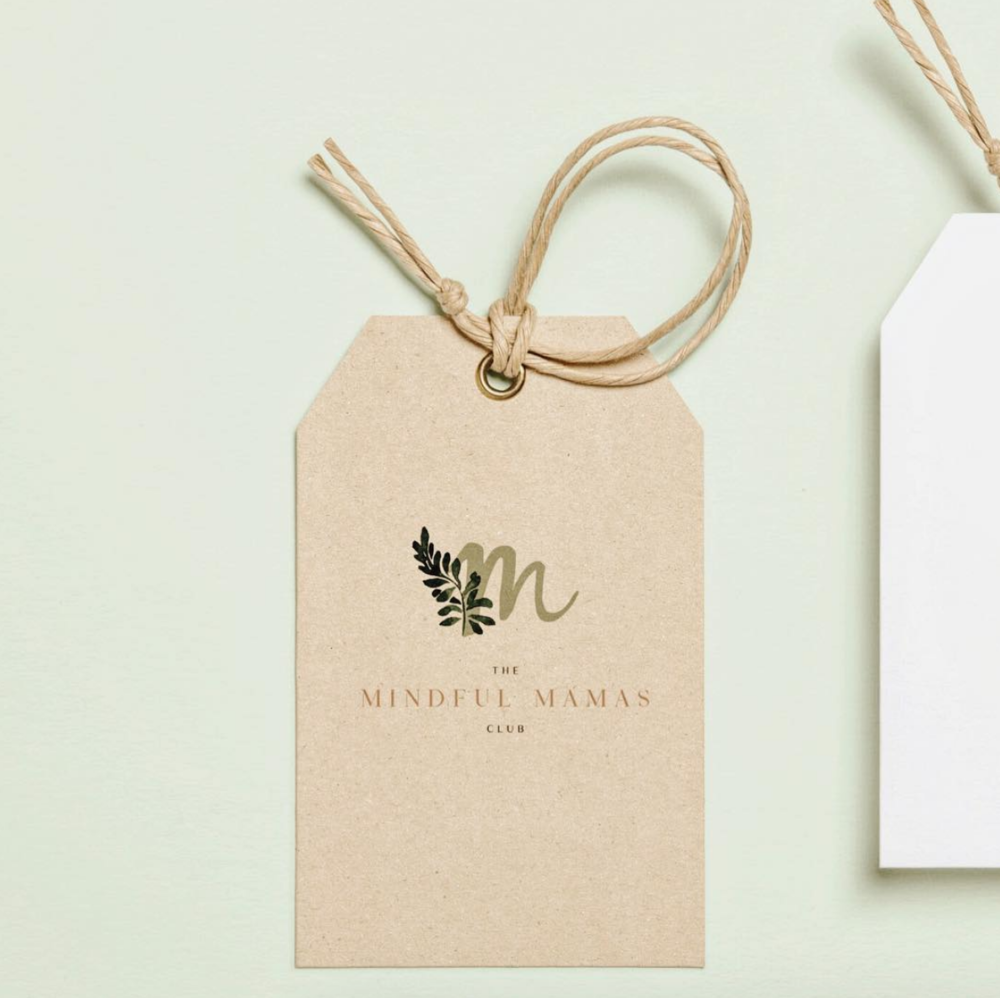 The Mindful Mamas Club Brand Identity