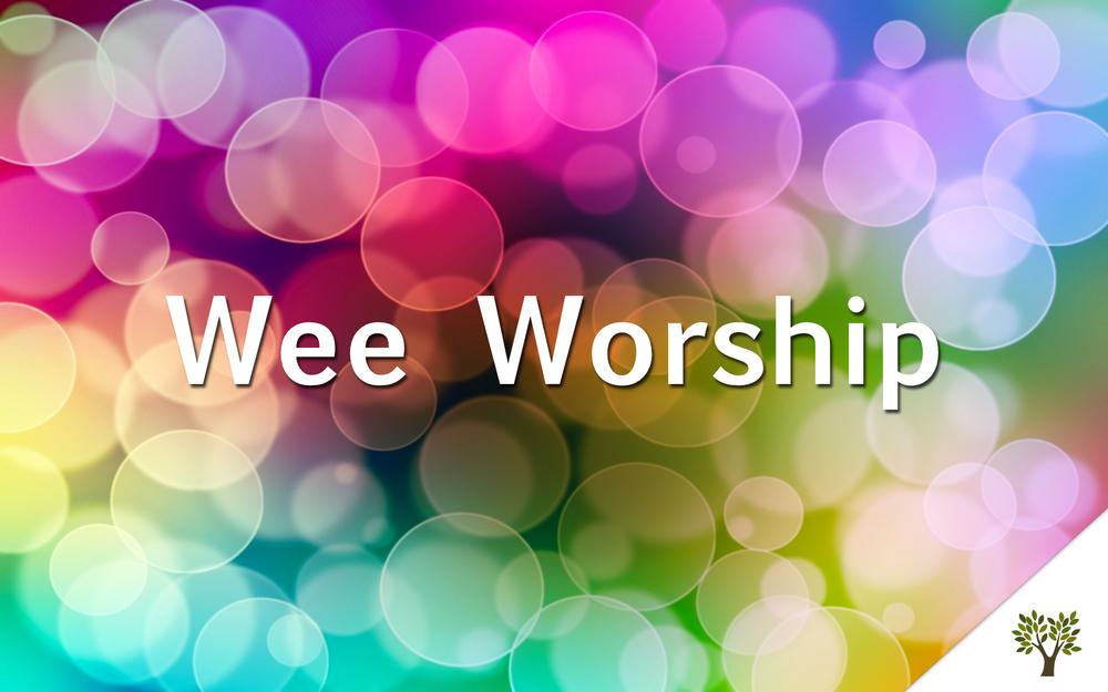 Wee Worship