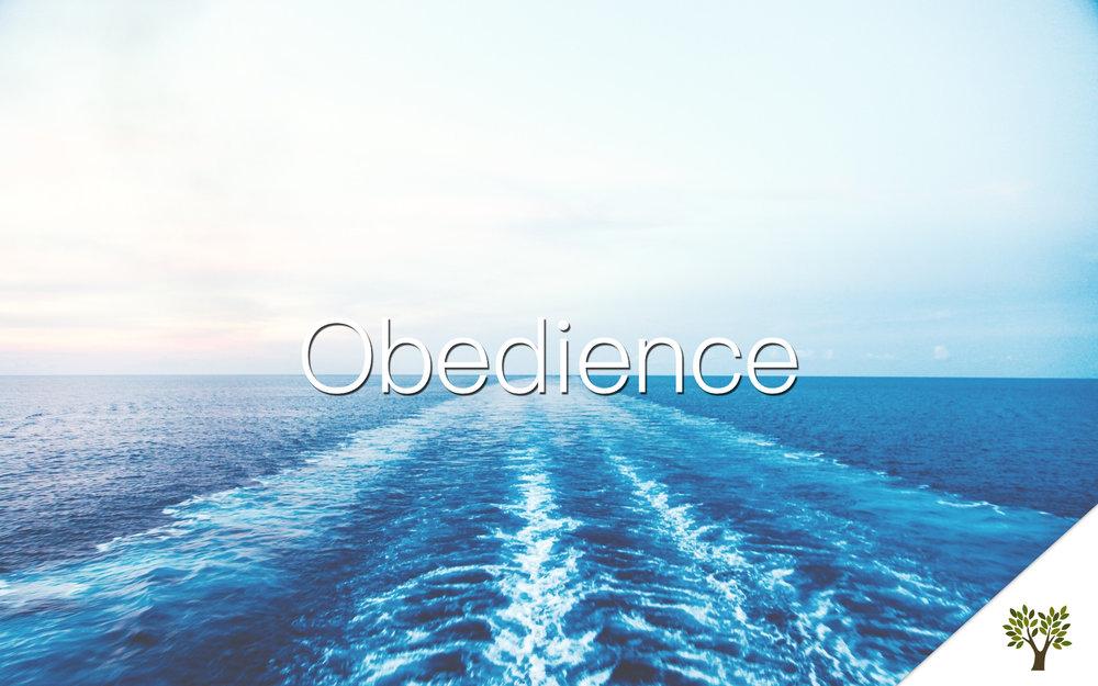 Obedience Brent Moore