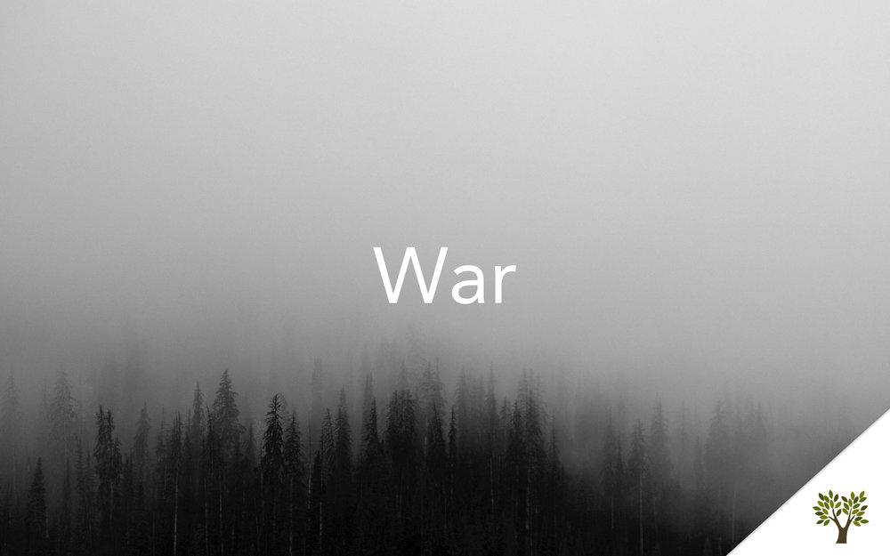 War Terry Fant
