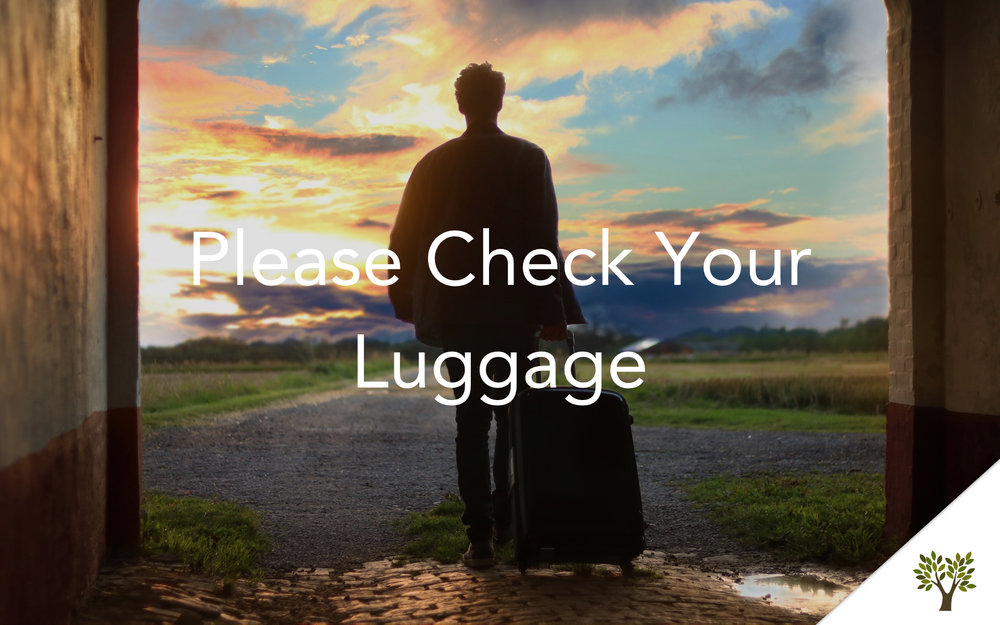 Please Check Your Luggage  Gerald Young
