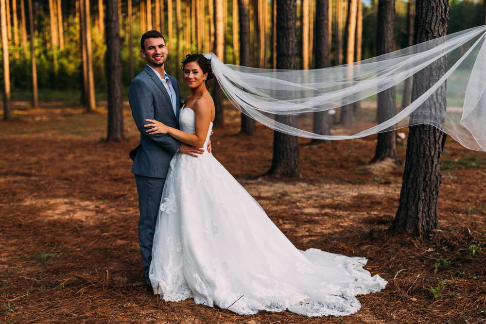 Married in the Forest -