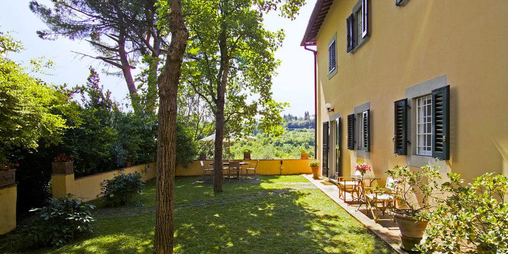 Italian Cooking Tour staying at Villa La Fonte Antica