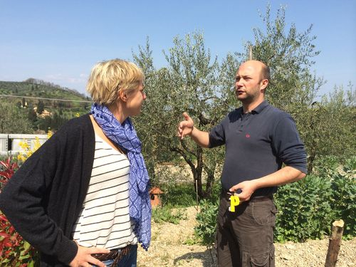 Food and wine tours in Tuscany Italy
