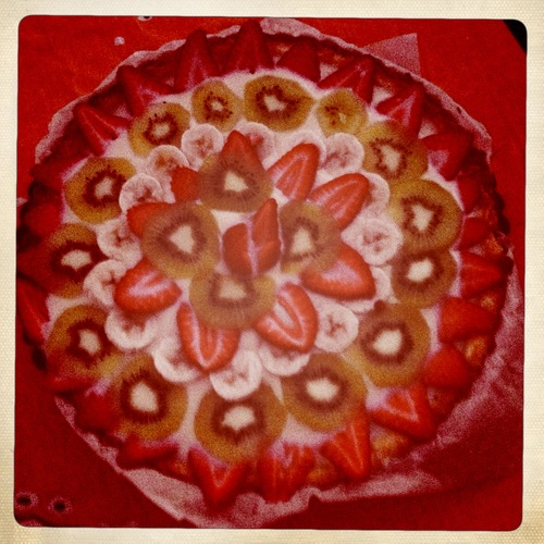 Italian Cooking classes - make a fruit tart
