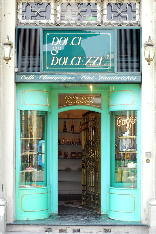 Visit Dolci Dolcezze on my Florence food tour, the best tart shop in the world