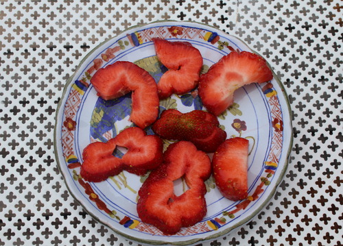 Learn to cook Italian desserts with fresh strawberries