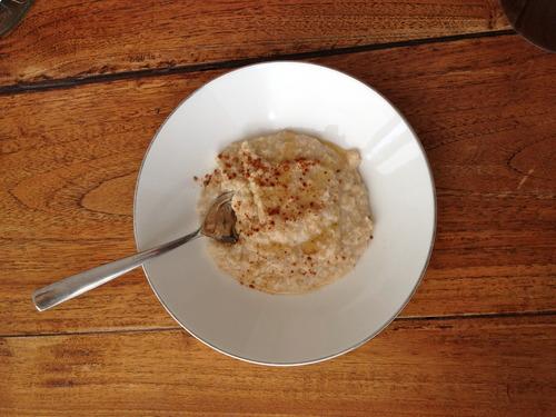 AFerrari Kitchen Porridge recipe