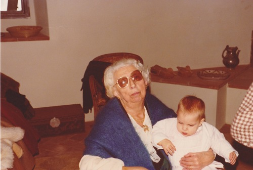 Nonna Romelia and I