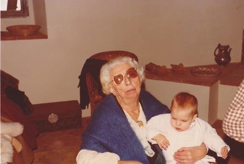 Nonna Romelia and I