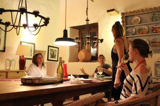 Visit Bolgheri in Maremma in Tuscany on my Italian food tour