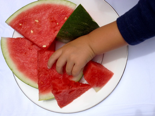 Cocomero Watermelon Italian recipes