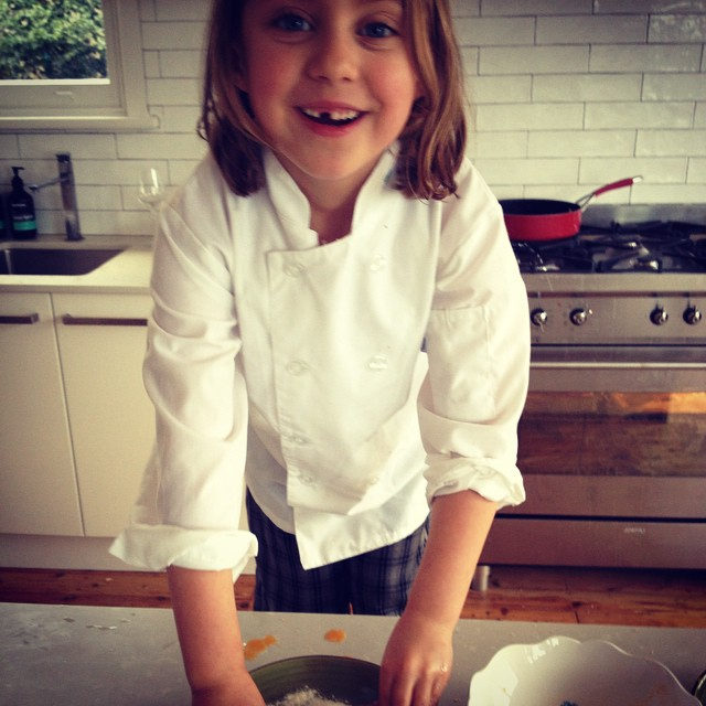 Kids cooking classes in Sydney