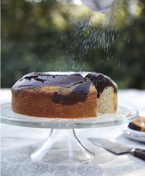 Ciambellone recipe for An Affair with Italy