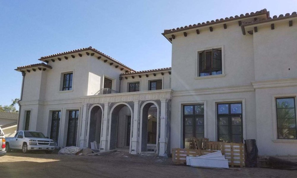New Home Construction - Beverly Hills, CA