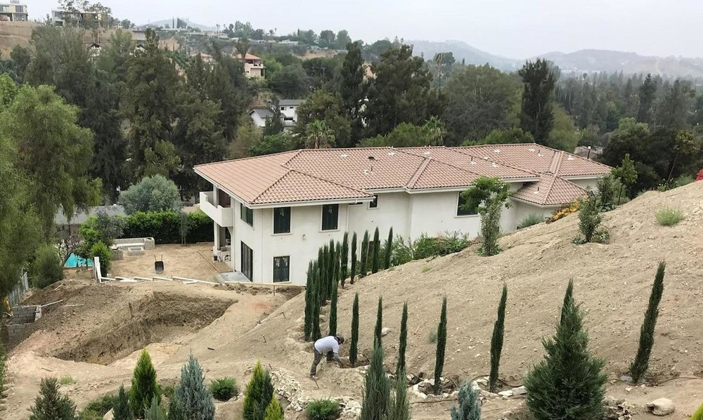 New Home Construction - Woodland Hills, CA