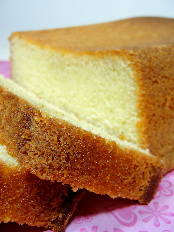 TWD: Rum-Drenched Vanilla Cake   SweetBites