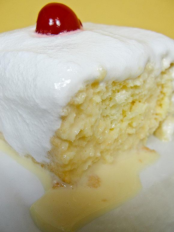 Tres Leches ThreeMilk Cake SweetBites