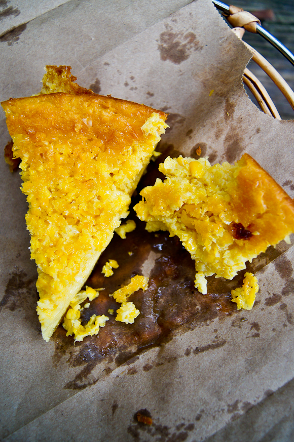 Pan De Elote Corn Bread Sweetbites