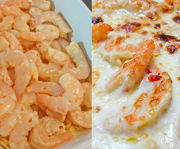 GCC Menu 17 - Spicy Shrimp Gratin — SweetBites