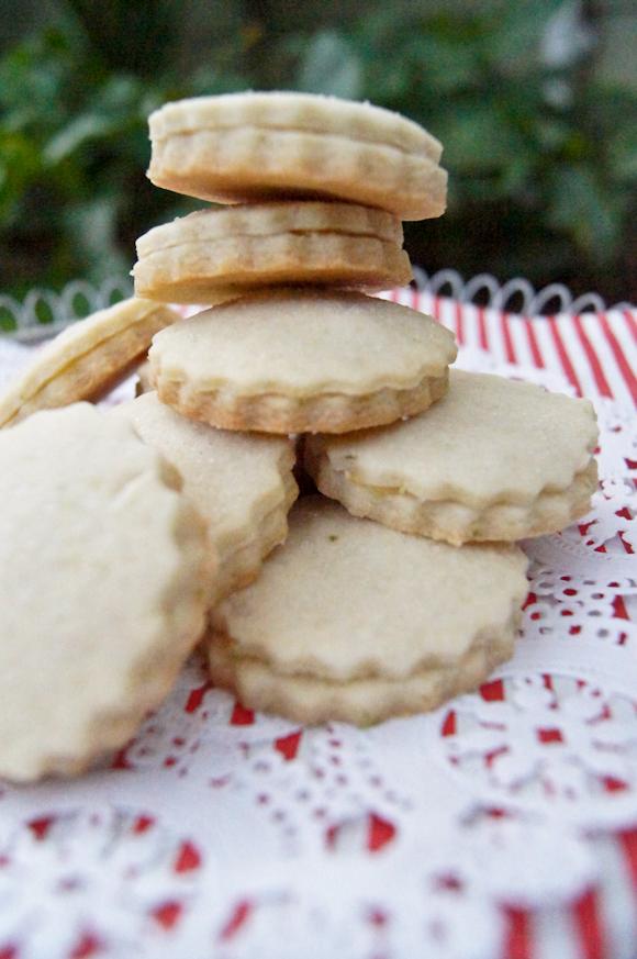 Almond Orange Ginger Cookies The Great Food Blogger Cookie Swap