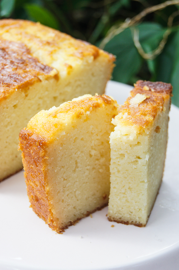 Good Food Lemon Ricotta Cake