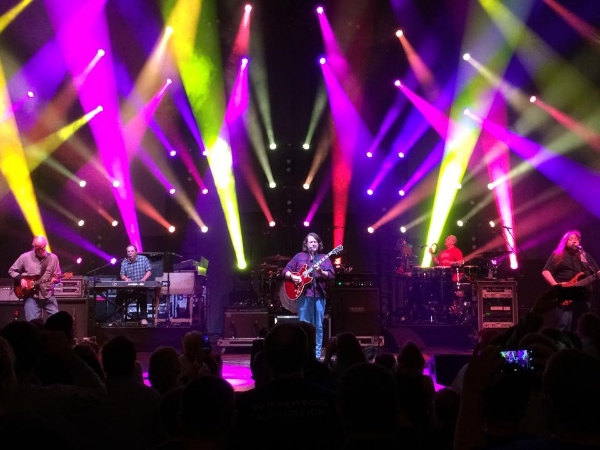 Widespread Panic 12/29/15 at the Fox Theatre in Atlanta