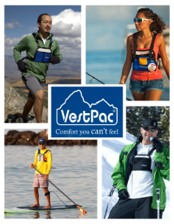 vestpac hydration pack