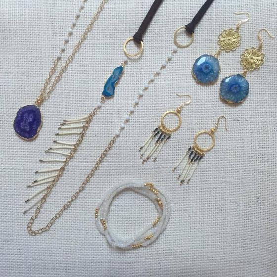 Zinnialou Jewelry