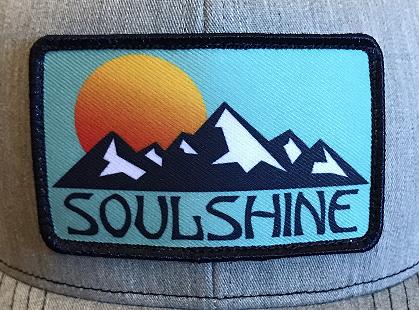 Soulshine Trucker Hat — Drifter Merch d0a5399aa7cf