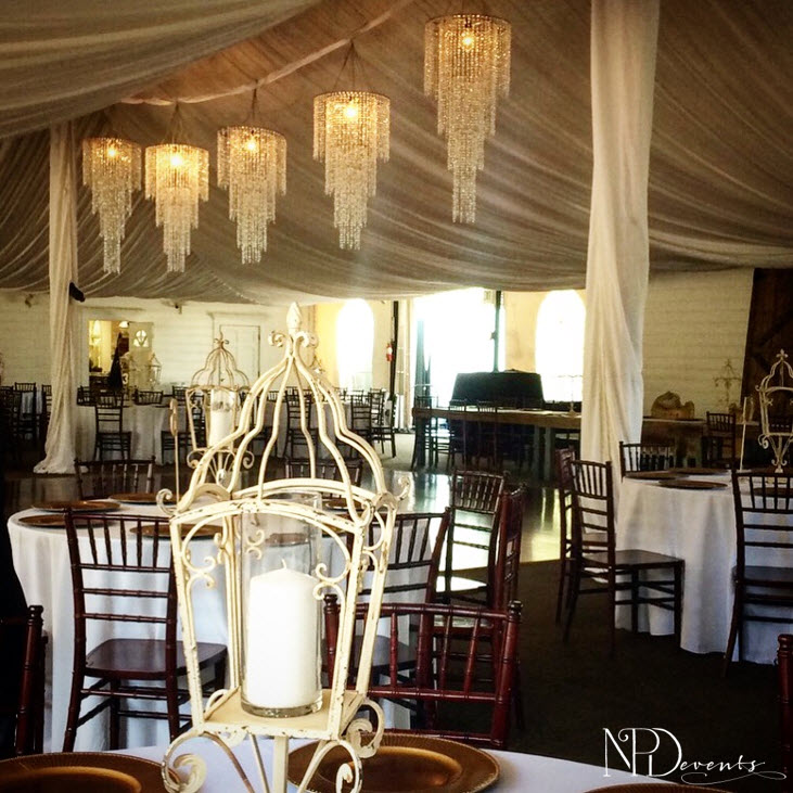 Green Gables Wedding Estate - Luxurious pavilion for your wedding reception