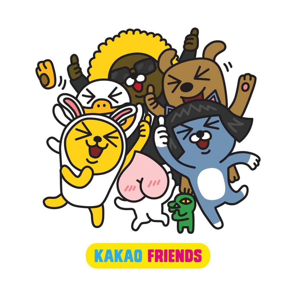 "Kakao ""Friends"""