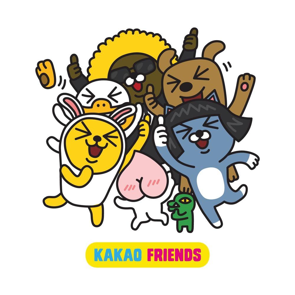 "Kakao ""Friends"""