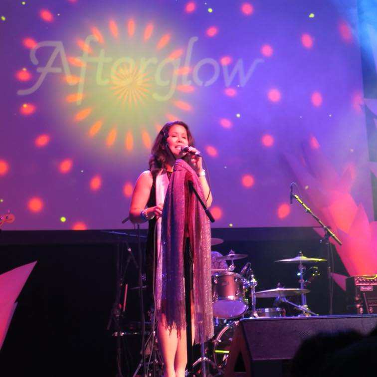 REPERTOIRE - AFTERGLOW has a growing list of much-loved dance songs from the most popular recording artists from the '70s to today! Below is Afterglow's current song list. Let's get YOUR party started!
