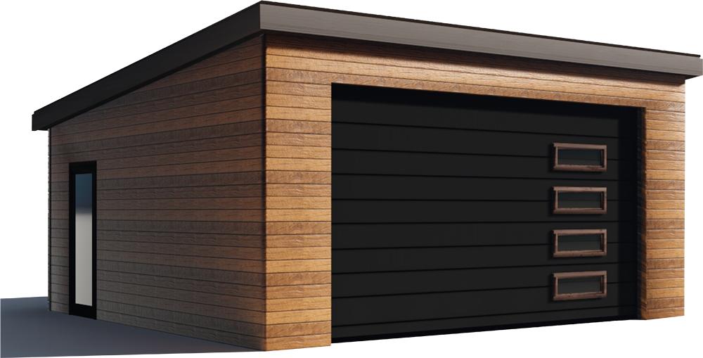 Model A Brown wood.jpg