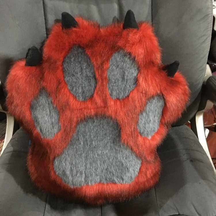 Custom Featured Paw Pillows Starting at $60
