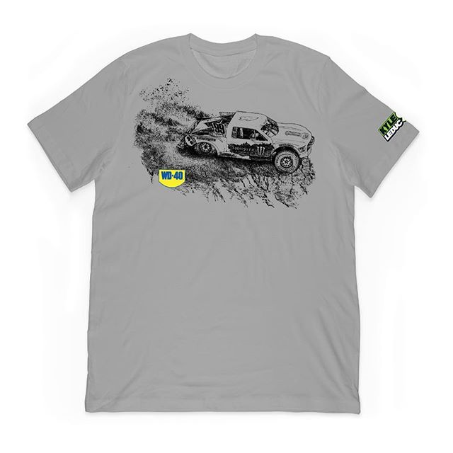New Shirt design for WD-40 and Kyle LeDuc